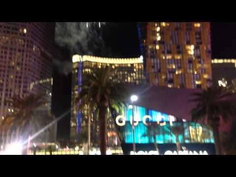 Las Vegas Fireworks 2016-01-01