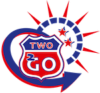 Two 2 Go Logo