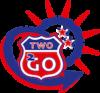 Two 2 Go Logo